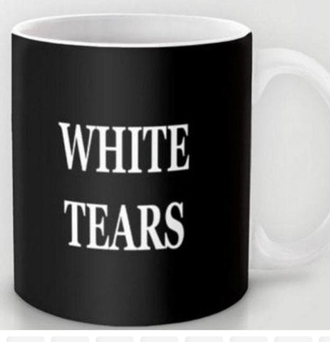 White Tears Mug-The Necessities Company