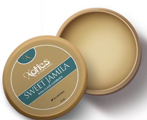 Sweet Jamila Shea Glaze by Xotics-The Necessities Company