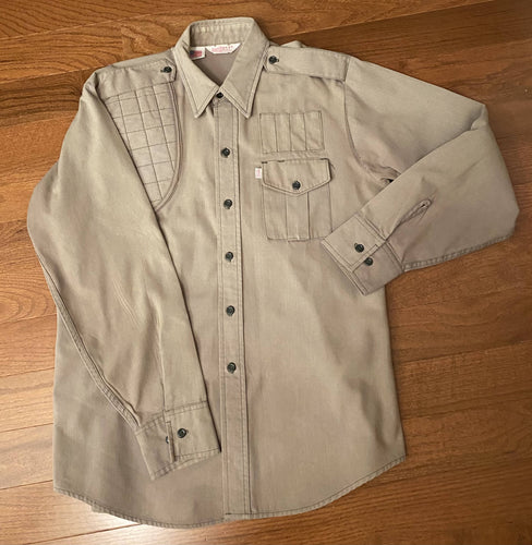 Past Corp Shooting Shirt Size L