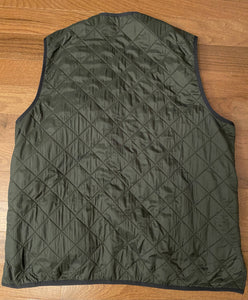 Barbour Cherokee Plantation Quilted Gilet (XL)