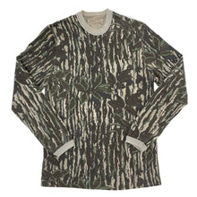 Load image into Gallery viewer, Vintage 80s Realtree Camo Longsleeve Pocket Shirt