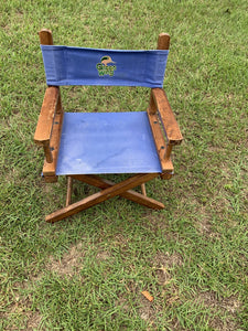 Ducks Unlimited Greenwing Childs Director Chair