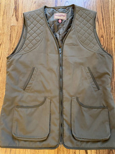 Schoffel Men's Shooting Vest (XL)