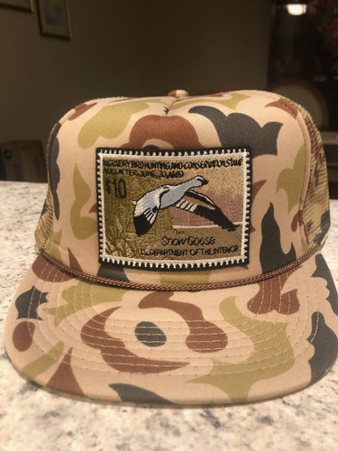 1988-1989 Federal Duck Stamp Hat