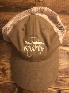 Alabama NWTF Wild Turkey Federation Hat Cap