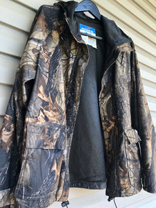 Walls Realtree Rain Jacket (S)