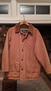 Timberland barn coat Size XL
