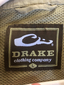 Drake Lightweight Button Down (L)