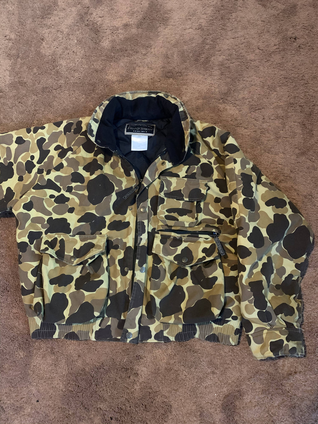 Vintage Field and Stream Jacket (XXL)