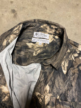 Load image into Gallery viewer, Columbia Button Up Shirt, Mossy Oak Break-Up (XL)