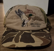 Load image into Gallery viewer, Ducks unlimited hat