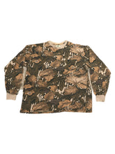 Load image into Gallery viewer, Vintage Mossy Oak Camo Long Sleeve