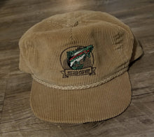 Load image into Gallery viewer, Sage Corduroy Trout Hat