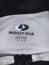 Load image into Gallery viewer, Mossy Oak Eclipse Moist Wick Black Camo Pullover Jacket