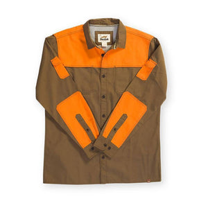 Duxbak field shirt (size medium)