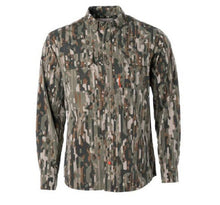 Load image into Gallery viewer, Duck Camp Midweight Hunting Shirt (Large) NEW WITH TAGS & FREE OLD SCHOOL CAMO HAT