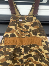 Load image into Gallery viewer, Vintage Carhartt Camo Overalls
