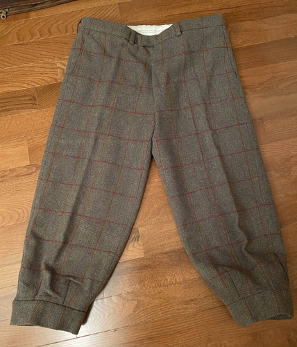 Carter's Country Wear Tweed Breeks Sz 40