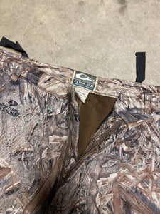 Drake Jean Cut wader pant in Mossy Oak Duck Blind