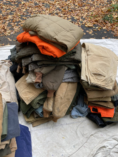 Hunting/Outdoor/Military/Workwear Wholesale Lot (Pick Up Only)