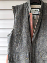 Load image into Gallery viewer, Orvis Tweed Wool Vest (L/XL)
