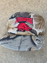 Load image into Gallery viewer, Arkansas Razorbacks Advantage Snapback