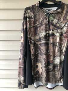 Mossy Oak Break-Up Pullover (XXL)