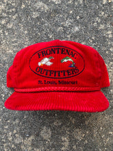 Load image into Gallery viewer, St. Louis Frontenac Outfitter Corduroy Hat