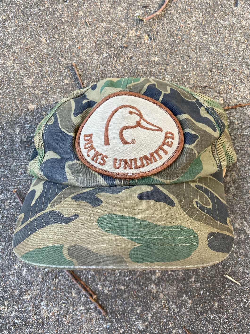 Ducks Unlimited Snapback