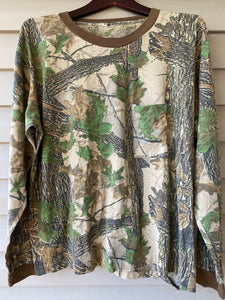 Realtree Pocket Shirt (L)