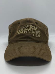 Natural Gear Waxed Canvas Hat