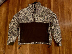 Drake MST Shadowgrass Full Zip (M)