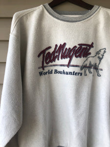 Ted Nugent Pullover (L)