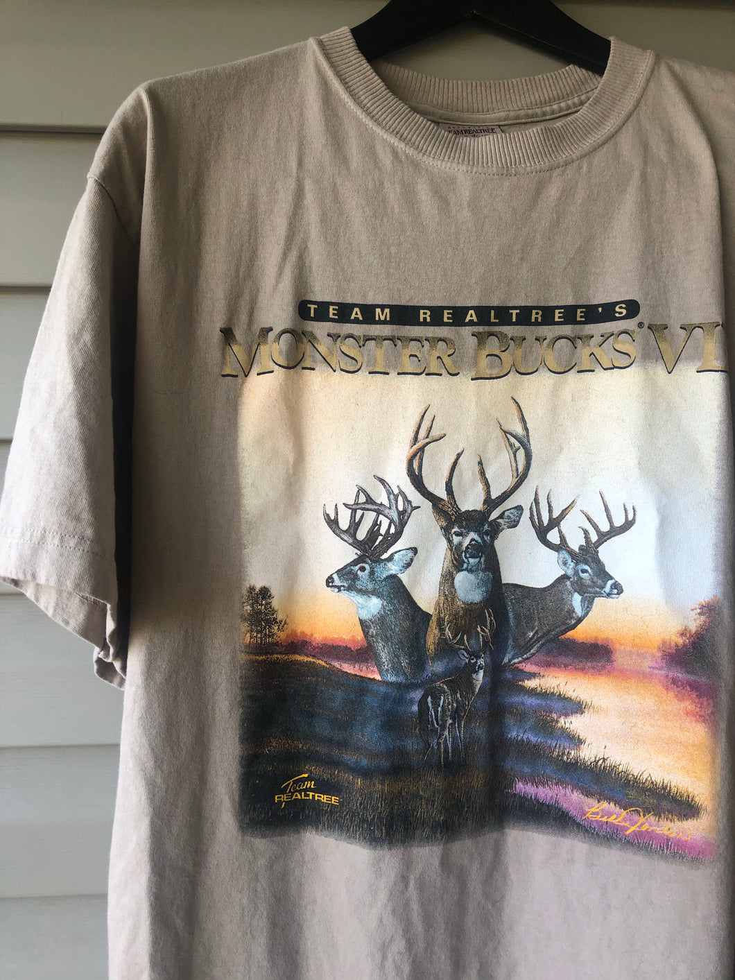 Monster Bucks VII Shirt (XL)