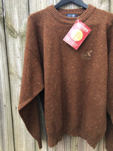 NEW 1986 Ducks Unlimited Sweater (XL)