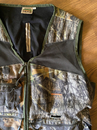 Primo's Mossy Oak Turkey Vest (XL)