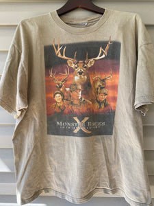 Monster Bucks 10th Anniversary Shirt (XXL)