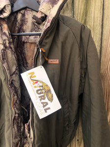 Woolrich Natural Gear Reversible Jacket (M/L)