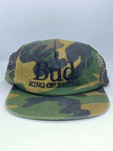Load image into Gallery viewer, Budweiser King of Beers Snapback