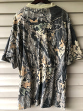 Load image into Gallery viewer, Sasquatch Mossy Oak Pocket Shirt (XL)