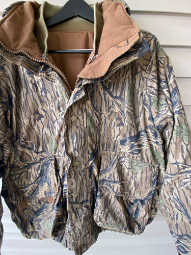 Columbia 3-in-1 Mossy Oak Jacket (XL)