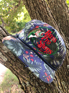 Bass Pro Shops Hawaiian Snapback