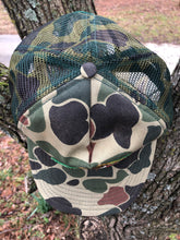 Load image into Gallery viewer, '87-'88 Georgia Ducks Unlimited Pintail Snapback