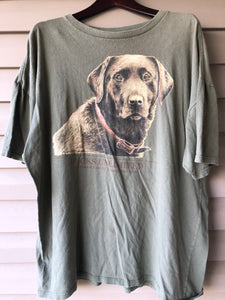 """An Honest Face"" Ducks Unlimited Shirt (XL/XXL)"