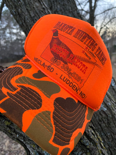 Dakota Hunting Farms Snapback