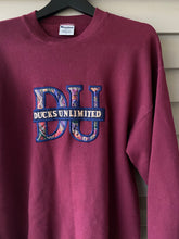 Load image into Gallery viewer, 90's Ducks Unlimited Sweatshirt (L)