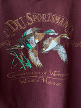 Load image into Gallery viewer, Ducks Unlimited Wigeon Sweatshirt (L/XL)