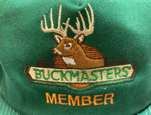 Load image into Gallery viewer, Buckmasters Member Snapback