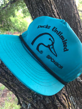 Load image into Gallery viewer, 90's Ducks Unlimited Neon Snapback
