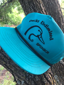 90's Ducks Unlimited Neon Snapback